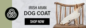 Dog coats on sale - Irish products made in Ireland
