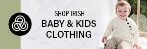 baby and kids clothing on sale - Irish products made in Ireland