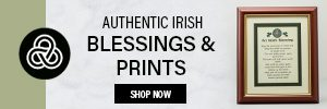 Blessings and prints on sale - Irish products made in Ireland